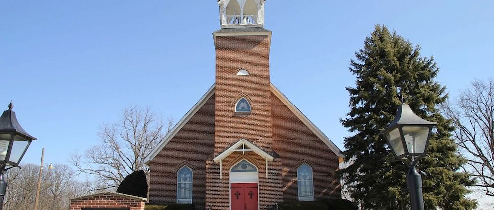 Our beautiful Church, Join Us!